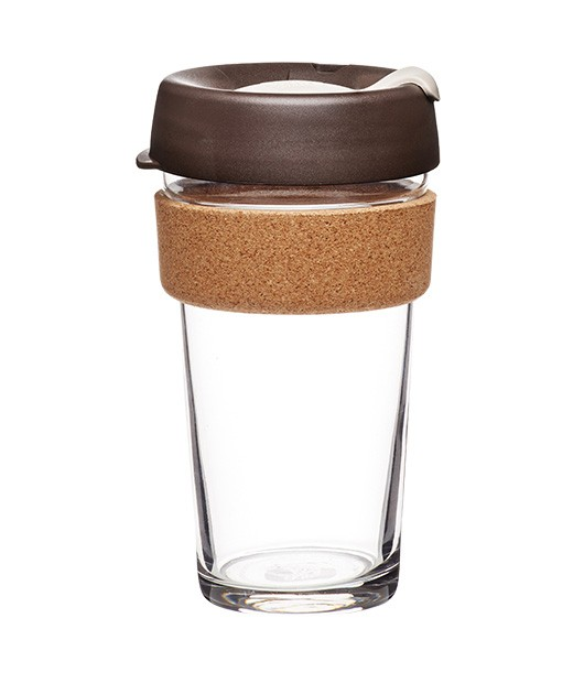KeepCup Brew Cork Almond L - 454 ml