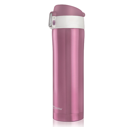 Asobu Diva Cup 450 ml Pink/White - Termoláhev