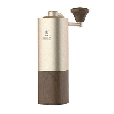 Timemore Chestnut G1 Grinder Wood/Golden - mlýnek na kávu