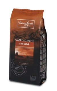 Simon Lévelt Etiopie - BIO plantážní mletá káva 250 g