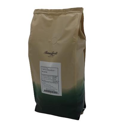 Simon Levelt Yellow Bourbon - Brazílie - zrnková káva 1 kg
