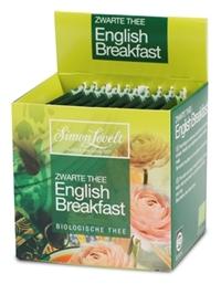 Simon Lévelt English Breakfast - sáčky 10 ks
