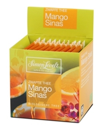 Simon Lévelt Mango - Pomeranč - sáčky 10 ks, 15g