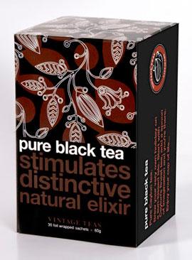 Vintage Teas Černý čaj - sáčky 30 x 1,5g