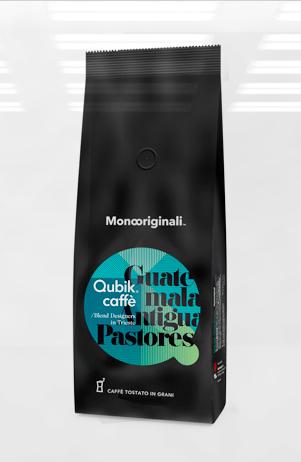 Qubik Caffé Guatemala Antigua Pastores - zrnková káva 1 kg