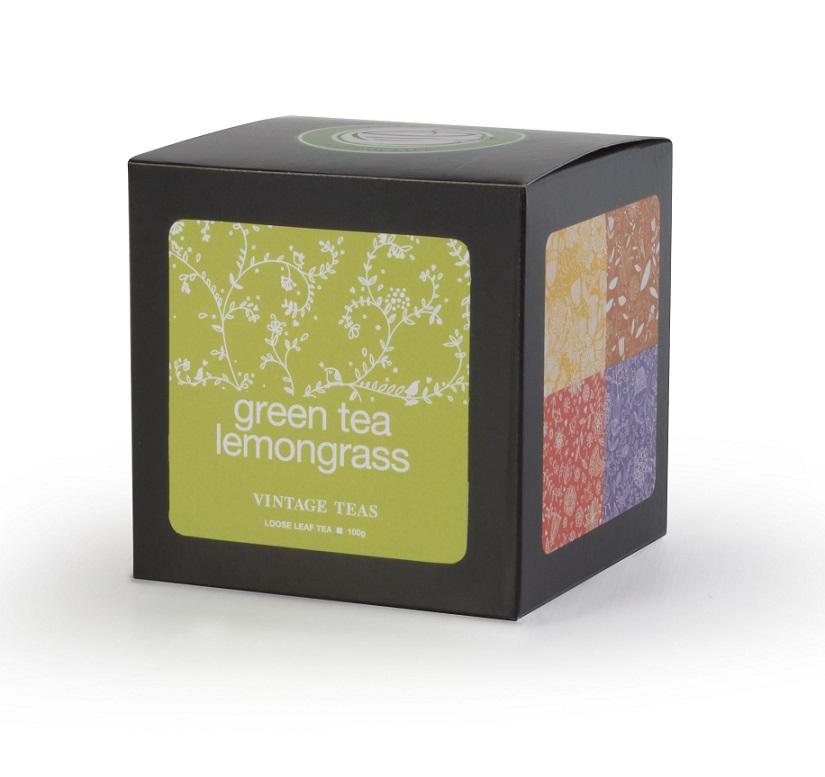 Vintage Teas Zelený čaj s citronelou PREMIUM - sypaný 100g