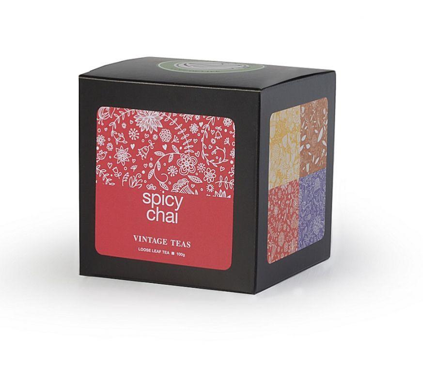 Vintage Teas Spicy Chai - sypaný Premium 100g
