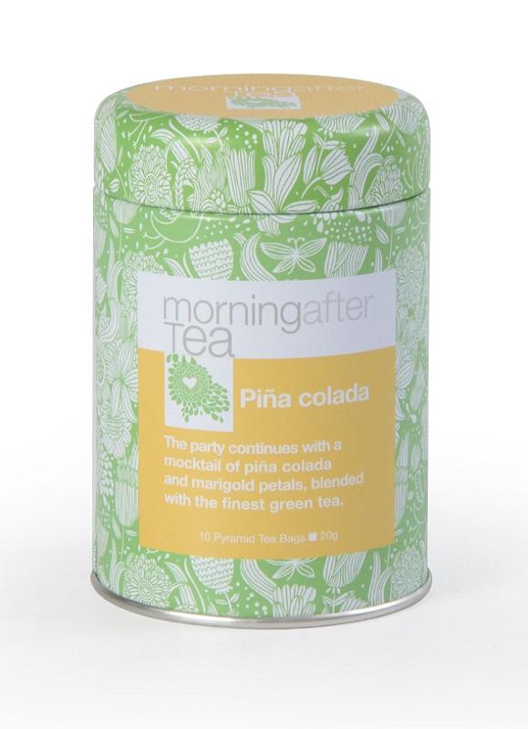 Vintage Teas Zelený čaj Pinacolada - pyramidy 10ks