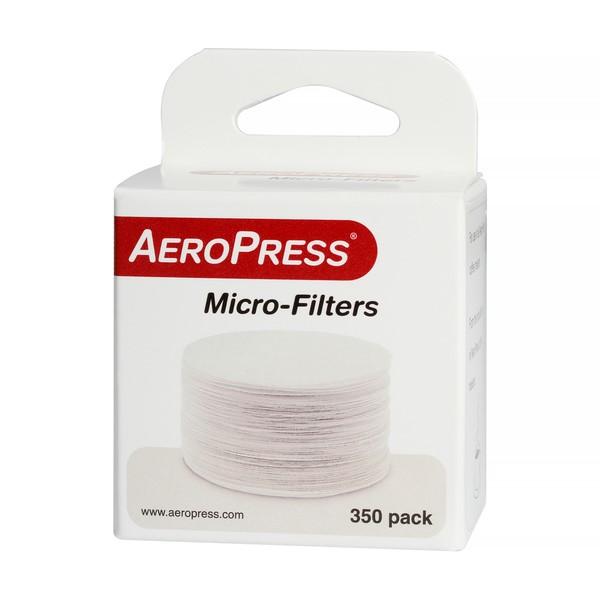 Papírové filtry do Aeropressu (350 ks)