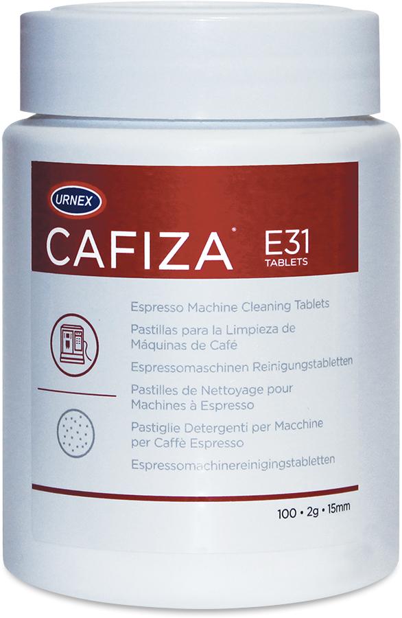 Urnex Cafiza čisticí tablety espresso kávovarů 100 ks
