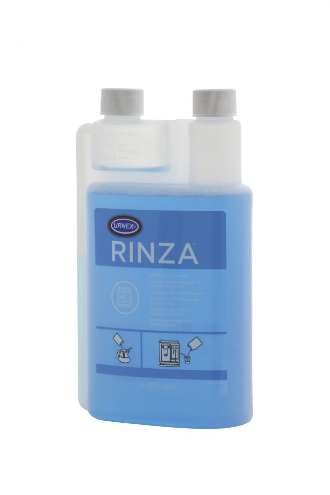 Urnex Rinza Alkaline kapalina na čištění mléčných usazenin 1 l