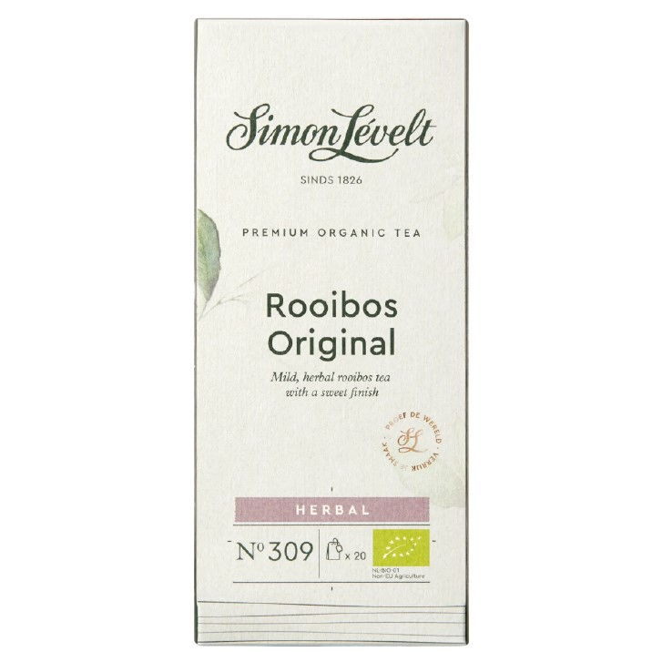Simon Lévelt čaj Rooibos (20 x 1,75 g)