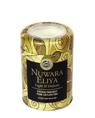 Vintage Teas sypaný černý čaj Nuwara Eliya 50 g