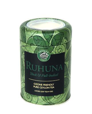 Vintage Teas sypaný černý čaj Ruhuna 50 g