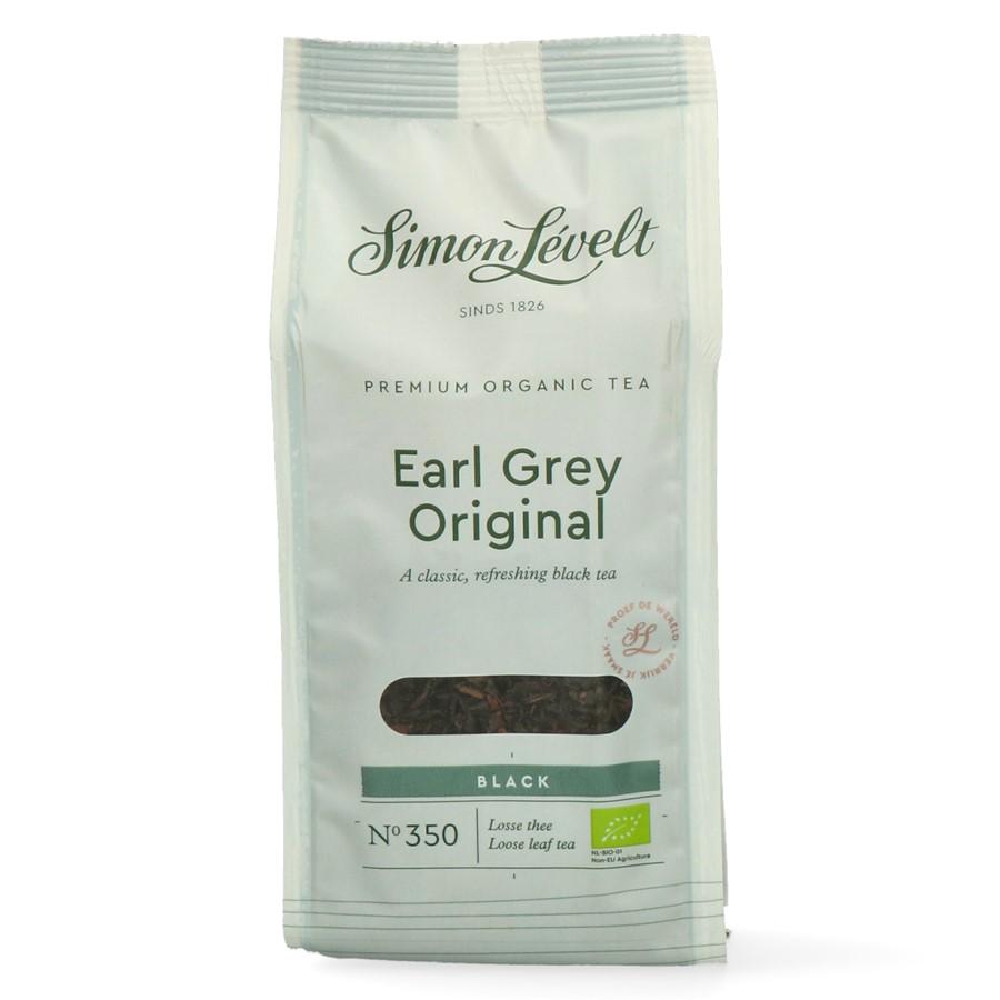 Simon Lévelt Earl Grey Original - Indie sypaný 90 g