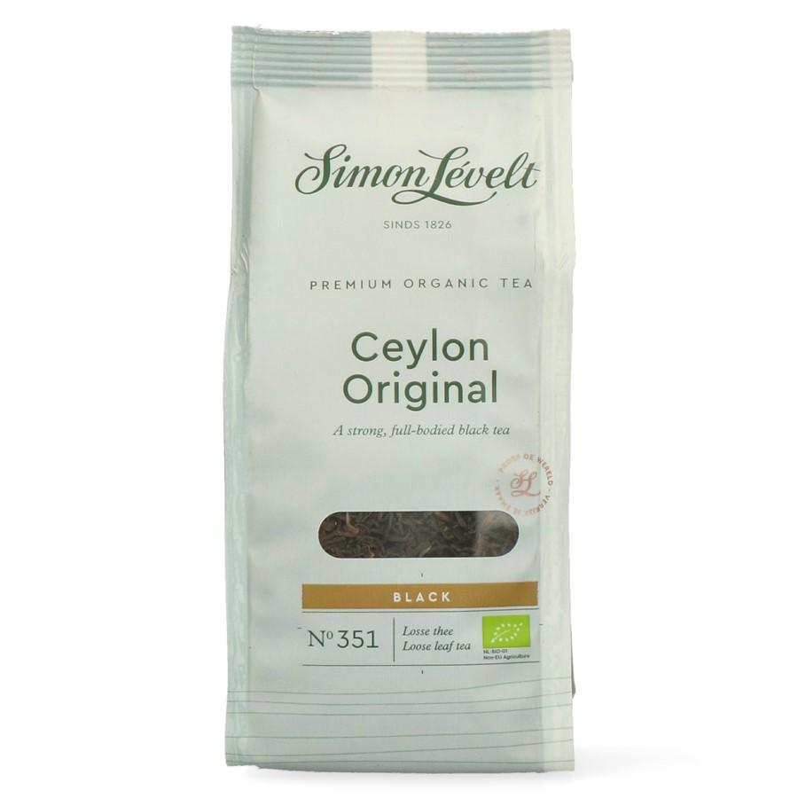 Simon Lévelt CEYLON - sypaný čaj 90 g