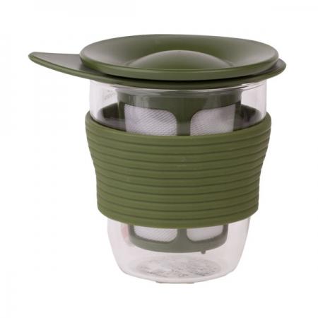 Hario Handy tea maker 200 ml - šálek na čaj zelený