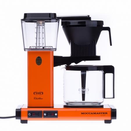 Moccamaster KBG Select oranžový - Kávovar na filtrovanou kávu