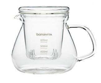 Bonavita skleněná konvice na přípravu čaje