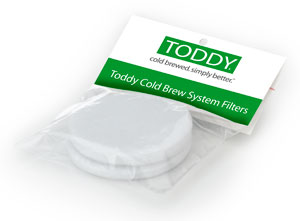Toddy Cold Brew filtry