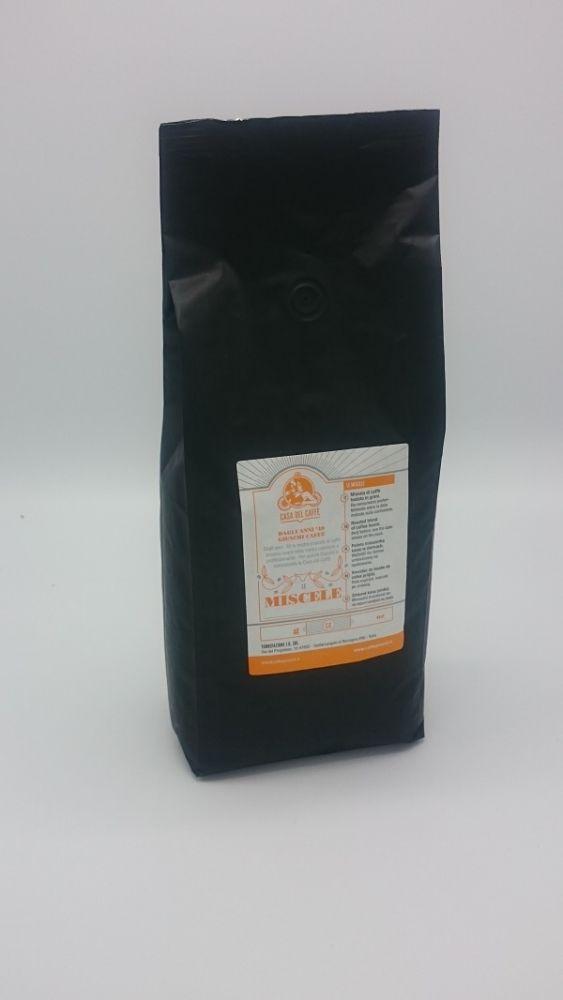 Casa del Caffe Fuego - 1 kg zrnková káva