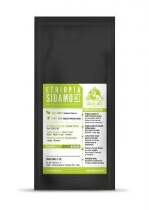 Casa del Caffe Ethiopia Sidamo Gr. 2 - 1 kg zrnková káva