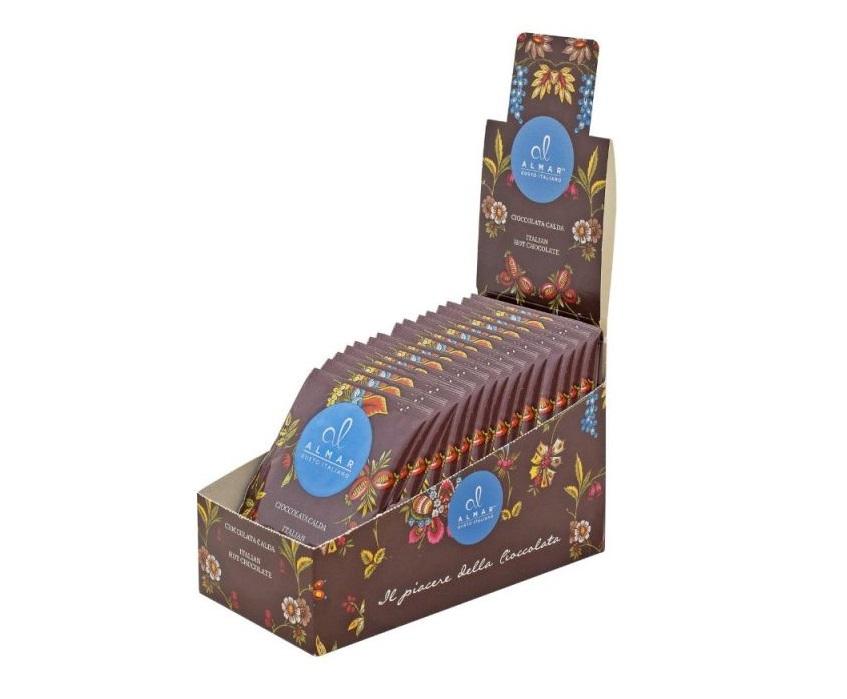 Almar Horká čokoláda s amaretto - sáček 30 g