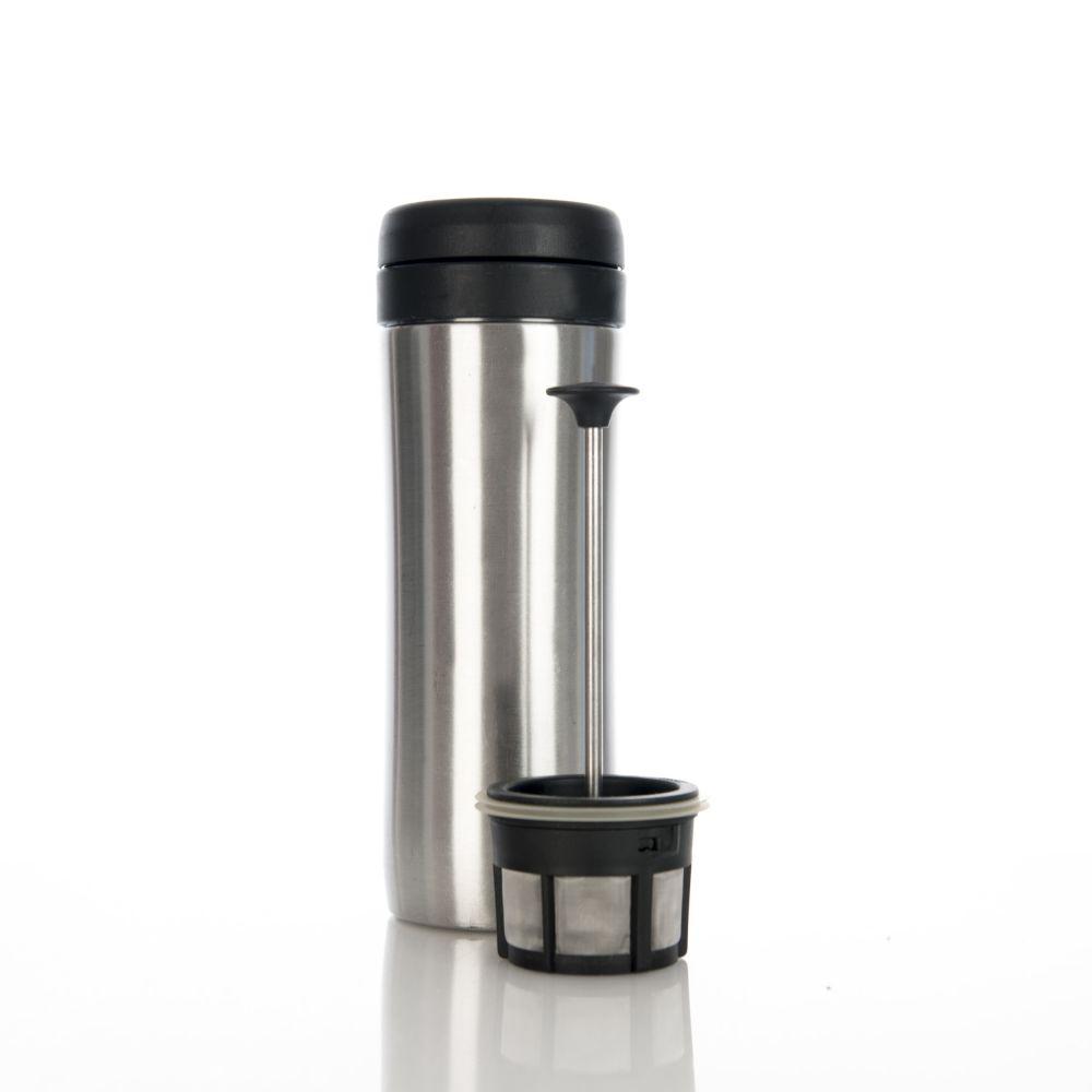 ESPRO Travel Press - 350 ml na kávu (nerez)