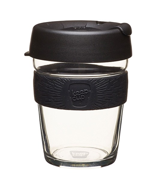 KeepCup Brew Black M - 340 ml