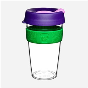 KeepCup Clear SPRING - 454 ml