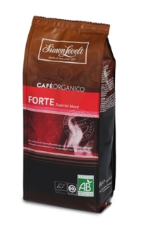 Simon Lévelt FORTE Superior Blend - BIO mletá káva 250 g