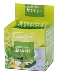 Simon Lévelt Jasmine Green - sáčky 10 ks