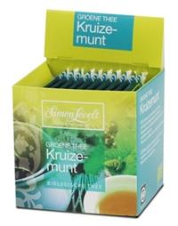 Simon Levelt Zelený čaj s mátou - sáčky 10 ks