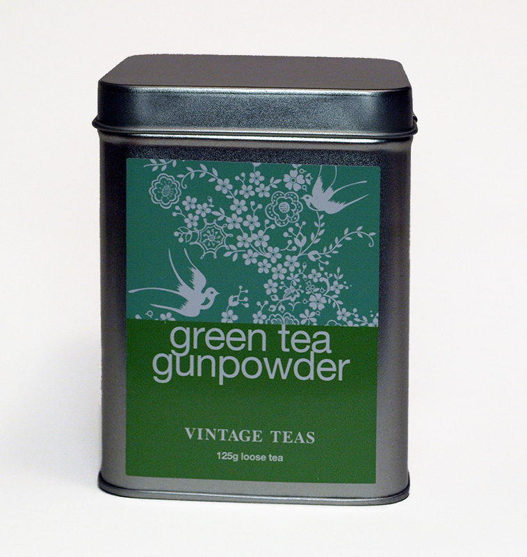 Vintage Teas Zelený čaj (GP EX SP) - Gunpowder - sypaný 125g