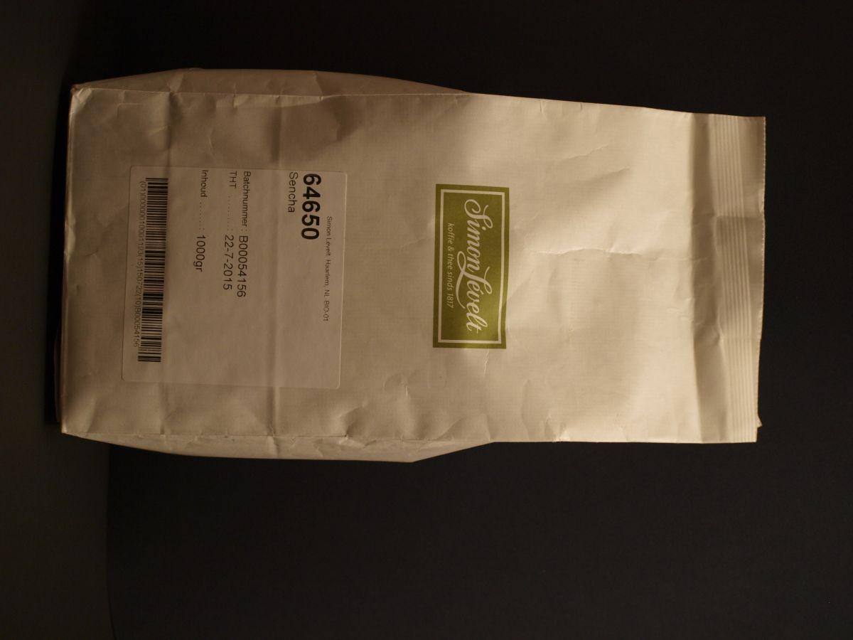 Simon Levelt Zelený čaj Sencha (Japonsko) - sypaný 1 kg