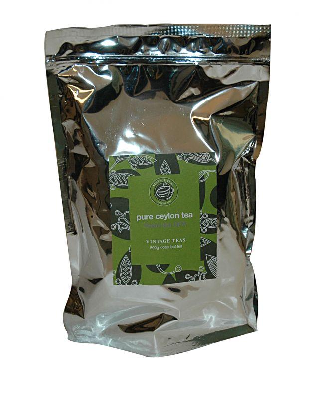 Vintage Teas Zelený čaj – OPA (V5004) sypaný 500 g