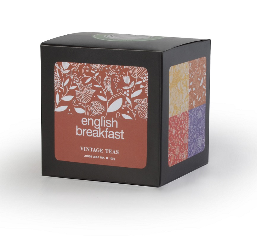 Vintage Teas English Breakfast - sypaný Premium 100g