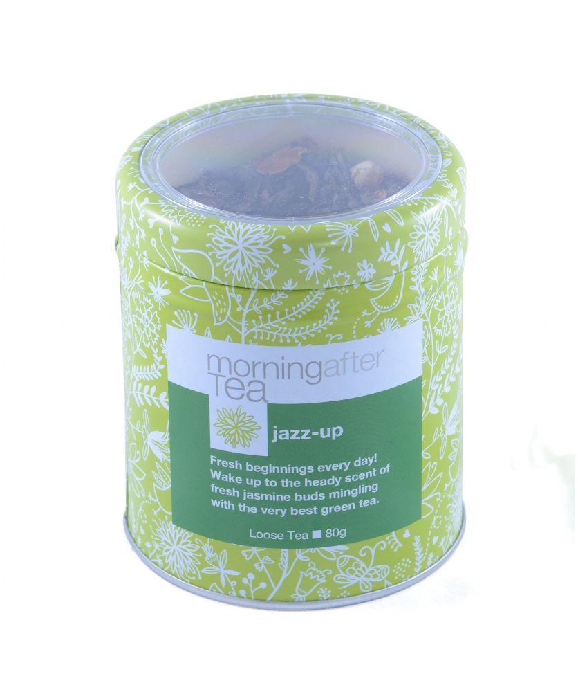 Vintage Teas Jazz-up zelený čaj - sypaný 80 g