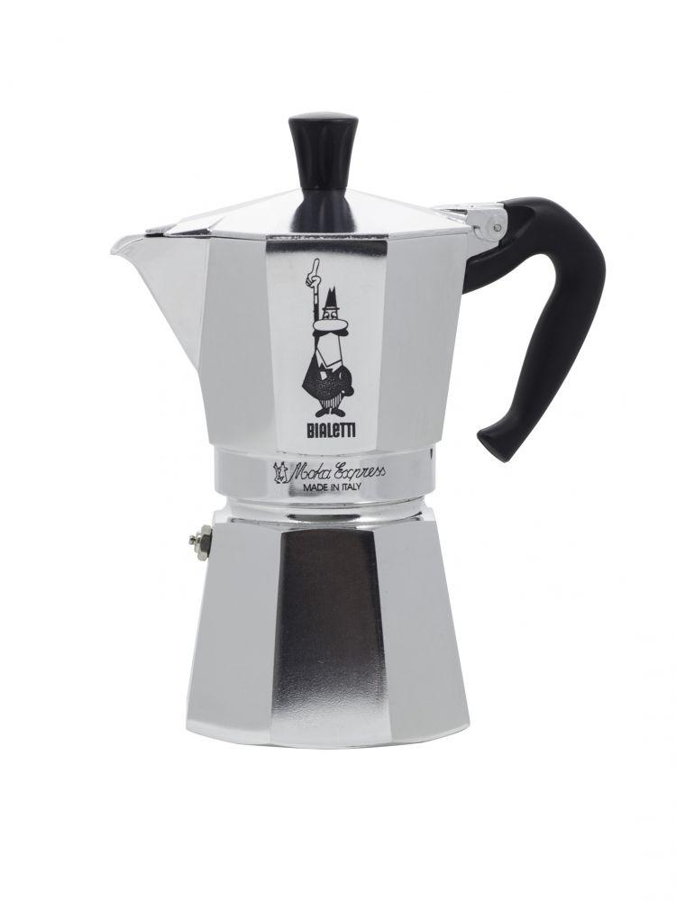 Bialetti Moka Express kávovar - 6 šálků