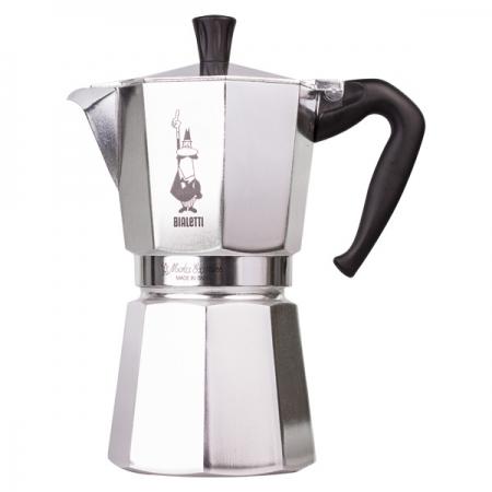 Bialetti Moka Express kávovar - 9 šálků