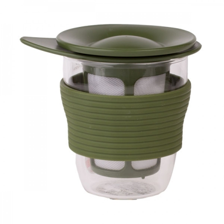 Hario Handy tea maker 200 ml - šálek na čaj zelený