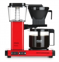 Moccamaster KBG 741 AO červený - Kávovar na filtrovanou kávu