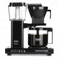 Moccamaster KBG 741 AO černý - Kávovar na filtrovanou kávu