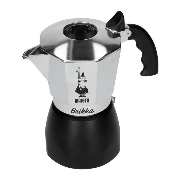 Bialetti New Brikka Restyling kávovar - 4 šálky
