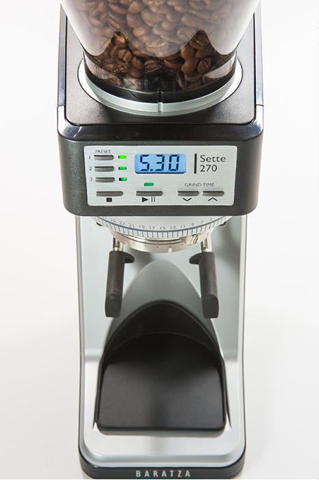Baratza Sette 270 - elektrický mlýnek na kávu