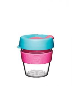 KeepCup Clear Radiant S - 227 ml