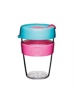 KeepCup Clear Radiant M - 340 ml