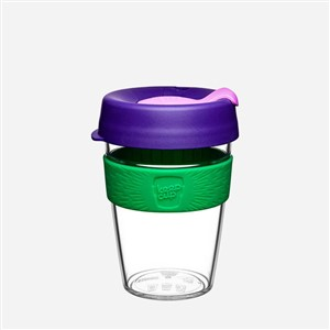 KeepCup Clear SPRING - 340 ml